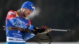 Александр Логинов задумался обокончании карьеры биатлониста из-за нападок