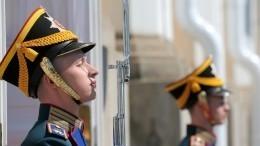 Служба охраны поСЗФО ФСО России отмечает 60-летний юбилей