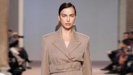 Ирина Шейк исполнила «горячий» тверк надне рождения редактора British Vogue