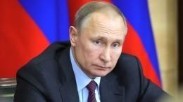 Бабки отрабатывают: Путин объяснил причину русофобии украинских властей