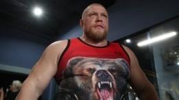«Я— борец»: Новоселов раскрыл прием, которым собирается сокрушить Кузнецова