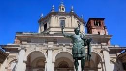 Из-за коронавируса закрыты учебные заведения витальянской Ломбардии