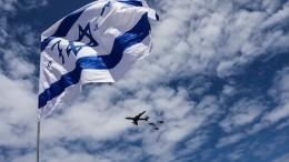 Израиль нанес ответный удар поцелям вСирии иГазе