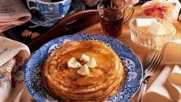 Рецепт аппетитного блинного торта скиви кМасленице отшеф-повара