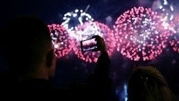 Сотрудники СКустроили праздничный салют для ветерана под Смоленском