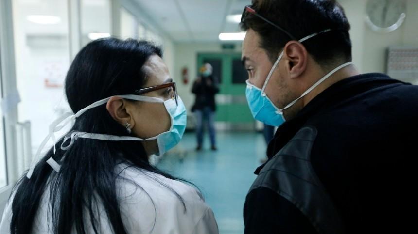 ВКитае 195 человек повторно заразились коронавирусом