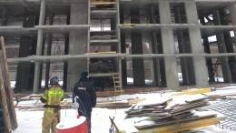 СКУдмуртии возбудил уголовное дело пофакту обрушения лестничного проема