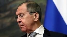 Сергей Лавров встретился сгенсеком ООН вЖеневе