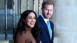 Принц Гарри иМеган Маркл зарабатывают вInstagram вдва раза больше, чем Уильям иКейт