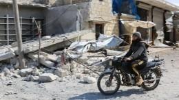 Ежедневно саперы очищают окраины Алеппо отмин ифугасов