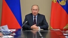 «Угол зрения изменился!»— Владимир Путин онацпроектах