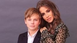 «Как ровесники»— Барановская похвасталась фотосессией состаршим сыном