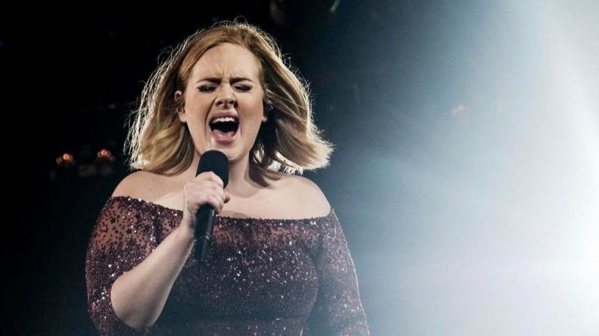 Ради чего или кого певица Адель похудела на45 килограммов?