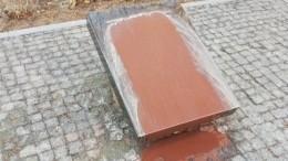 ВЛенобласти вандалы осквернили финский мемориал