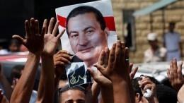Египетские СМИ сообщили осмерти экс-президента страны Хосни Мубарака