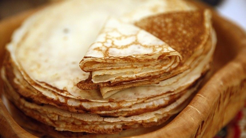 10 рецептов вкусных блинов кМасленице