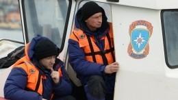 Видео операции поспасению детей, унесенных вЧерное море вблизи Сочи