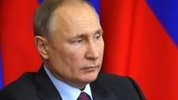 Путин поручил закрыть доступ ксайтам игруппам всоцсетях спропагандой наркотиков