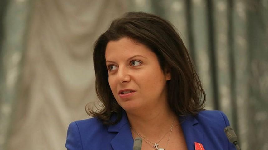 Симоньян обратилась кпрезиденту Греции из-за недопуска Sputnik наДельфийский форум