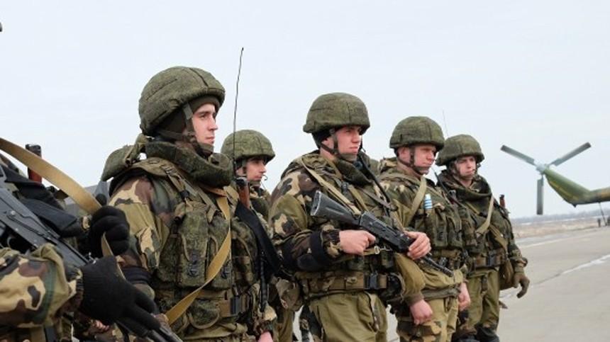 Вежливые солдаты будущего: День сил специальных операций ВСРФ
