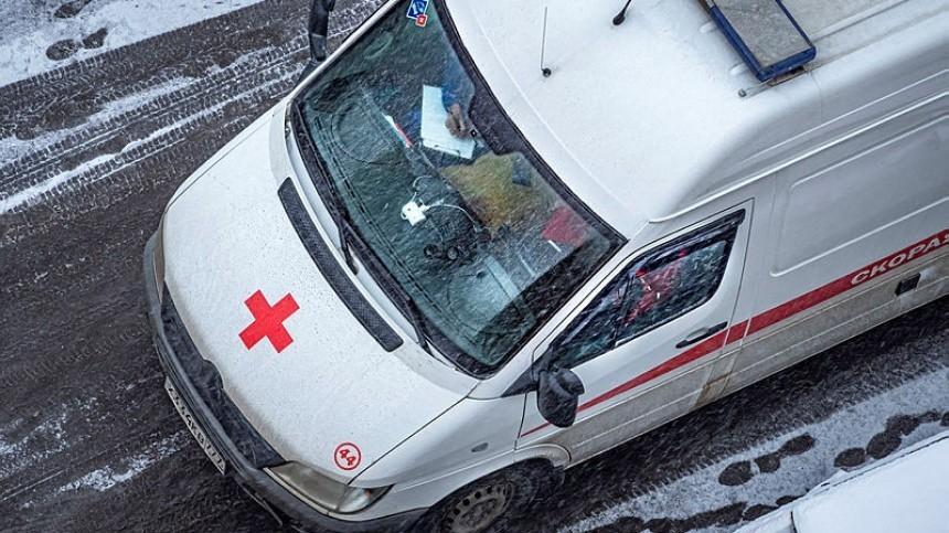 ВПриморье три студентки рухнули счетвертого этажа, спускаясь из«общаги» поодеялам