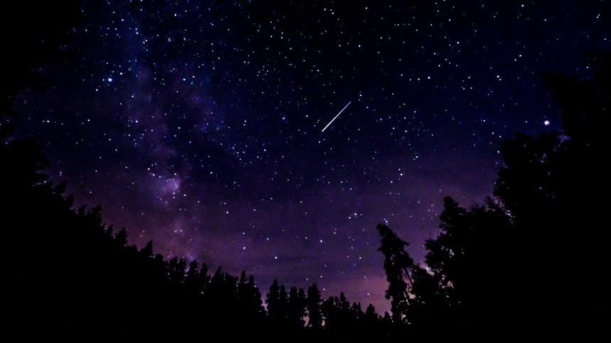 Охотник заметеоритами изСША снял навидео полет небесного тела над штатом Аризона