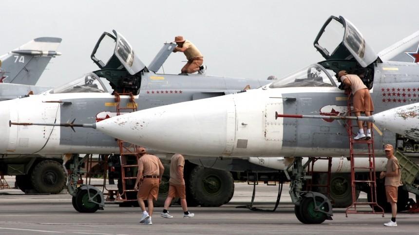Военный эксперт рассказал, что защищает российские самолеты отобстрелов турок