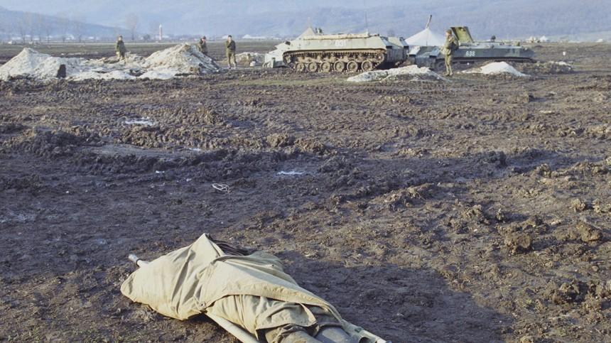 Тела погибших на Высоте 776