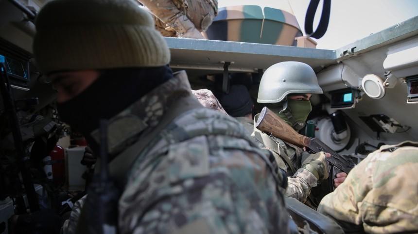РФсделала все для обеспечения безопасности турецких военных вИдлибе— Путин