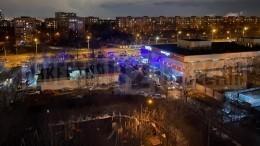 Очевидцы рассказали подробности спасения людей после ЧПвмосковской бане
