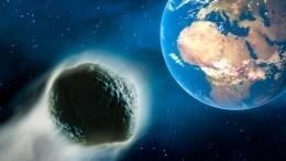 Видео взрыва большого метеорита внебе над Хорватией напугало пользователей сети