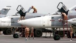 США призвали Россию «немедленно посадить» боевые самолеты вСирии