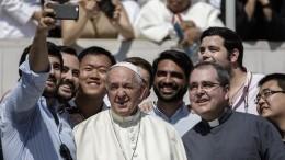 Новость окоронавирусе упомощников Папы Римского вВатикане назвали фейком