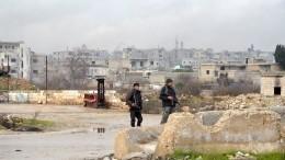 Всети сообщают осбитом вСирии самолете