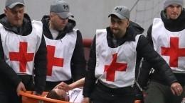 15-летний футболист скончался отинфаркта прямо вовремя матча