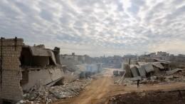 Сирийская армия признала, что сбила шесть турецких БПЛА внебе над Идлибом