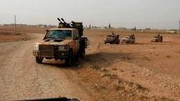 Сирийские ПВО открыли огонь потурецким беспилотникам врайоне города Хама