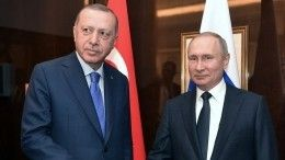 Песков опереговорах Путина иЭрдогана: «Будет, безусловно, непростая встреча»