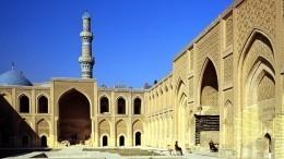 Несколько ракет упали недалеко отамериканского посольства вБагдаде