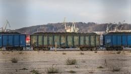 Двенадцать вагонов суглем сошли срельсов вЗабайкальском крае