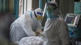 Число зараженных коронавирусом запределами Китая превысило семь тысяч человек