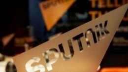 Состава преступления вдействиях журналистов Sputnik Турция ненашли