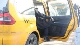 Таксист уехал соспящим ребенком вмашине, высадив его родителей вПодмосковье