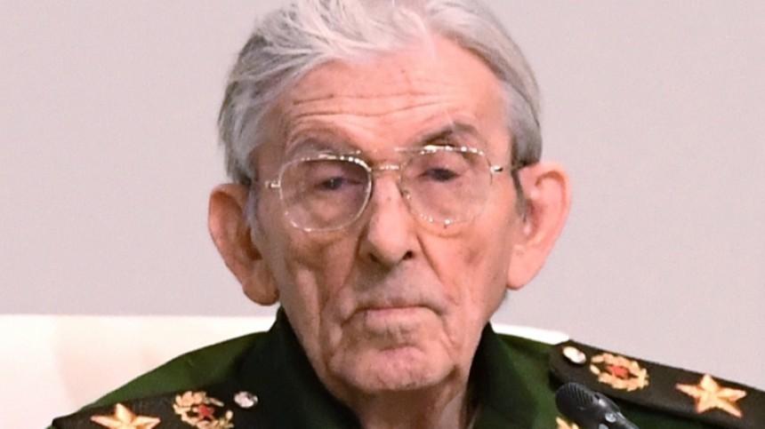 Бывший замминистра обороны СССР Шуралев погиб после ДТП