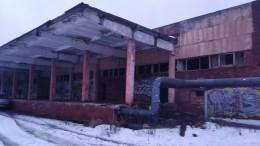 ВМарий Элподросток погиб, упав свысоты взаброшенном здании