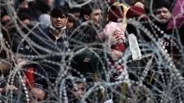 Эрдоган отказался закрыть границы Турции сЕСдля беженцев