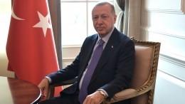 Эрдоган заявил оботсутствии проблем сРФиИраном вСирии