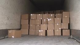 ВМоскве изфуры похитили 20 тонн сливочного масла