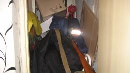 Под Тюменью мужчина застрелил собутыльницу