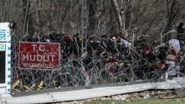 Турецкие власти сильно завышают число беженцев изИдлиба